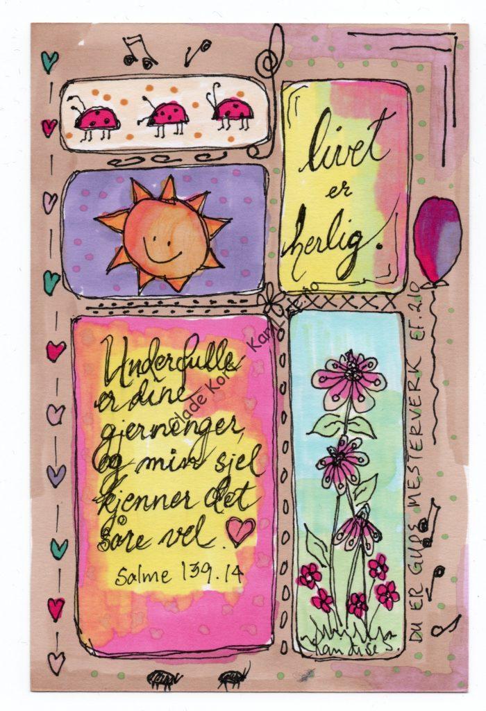 Underfull er dine gjerninger..